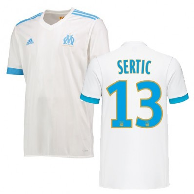 Maillot Domicile OM Grégory SERTIC