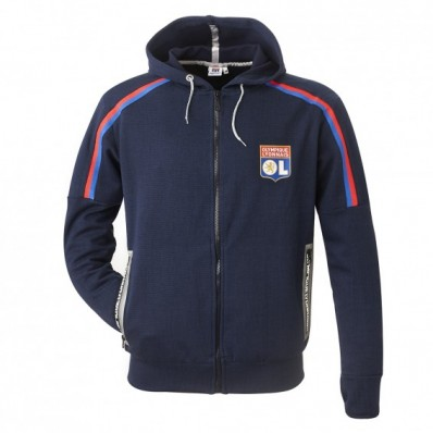 ensemble de foot OL gilet