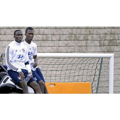 maillot entrainement OL Pape Cheikh DIOP