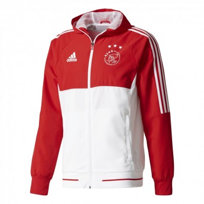 tenue de foot AJAX gilet