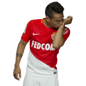 Maillot Domicile AS Monaco Rony LOPES