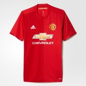 Maillot Domicile Manchester United 2017