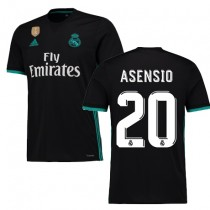 Maillot Extérieur Real Madrid Asensio