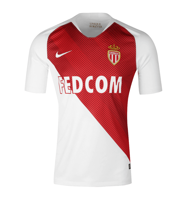 Maillot Domicile AS Monaco PELE