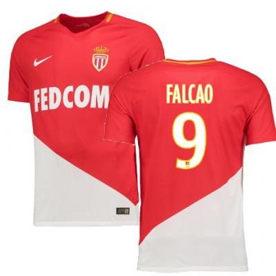 Maillot Domicile AS Monaco Radamel FALCAO
