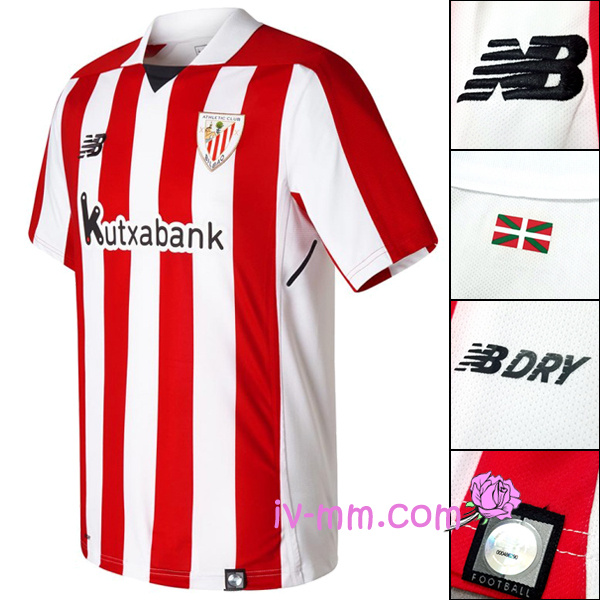 Maillot Domicile Athletic Club soldes
