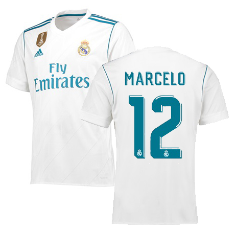 Maillot Domicile Real Madrid Marcelo